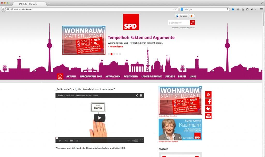 SPD-Berlin